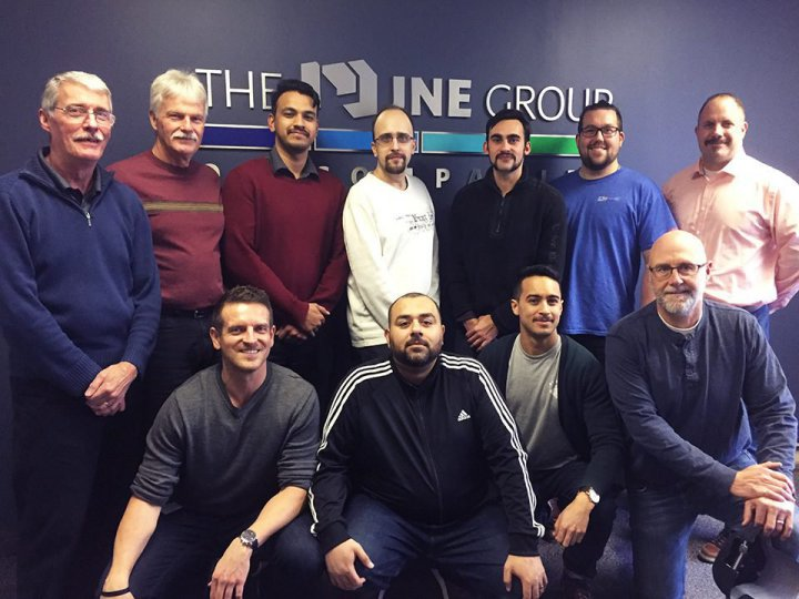 the jne group movember team 2018